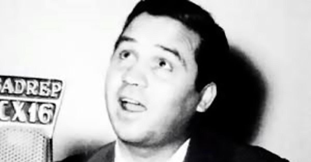 Alberto Marino, cantor y compositor de nuestro Tango.