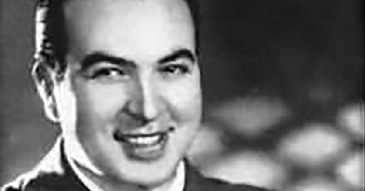 Alberto Podestá, cantor de nuestro Tango.
