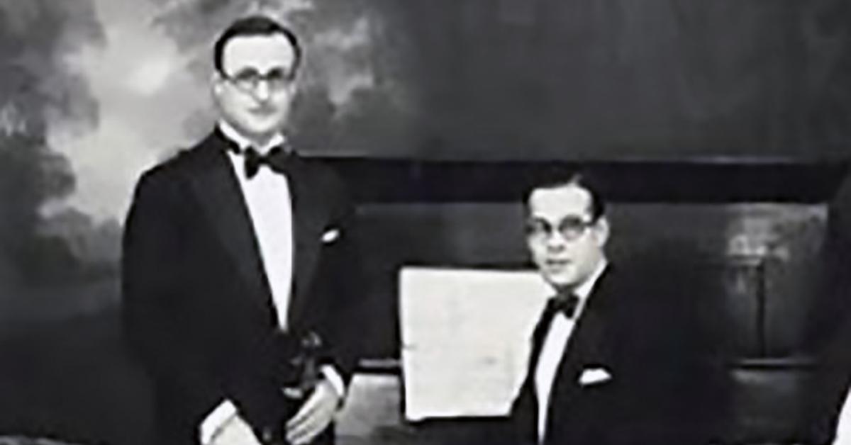 Edgardo & Osvaldo Donato, músicos y compositores de nuestro Tango.