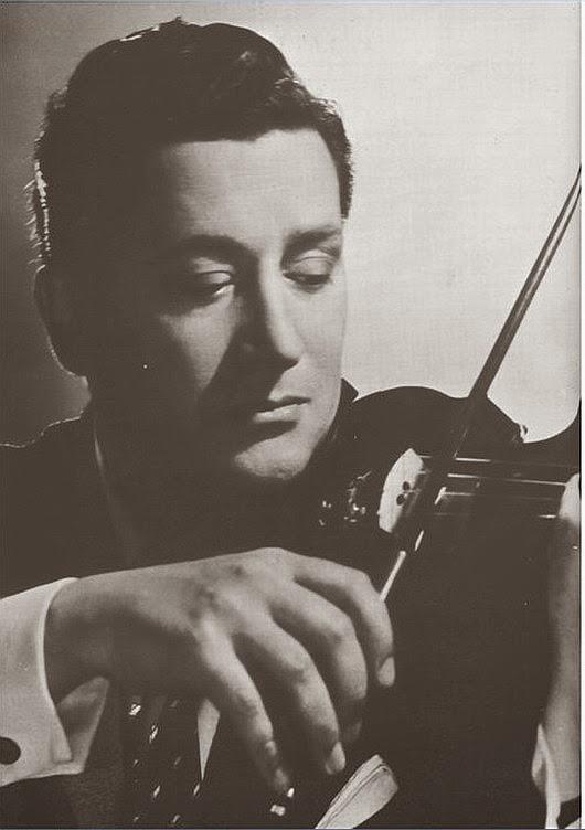 Hugo Baralis, notable músico del Tango.