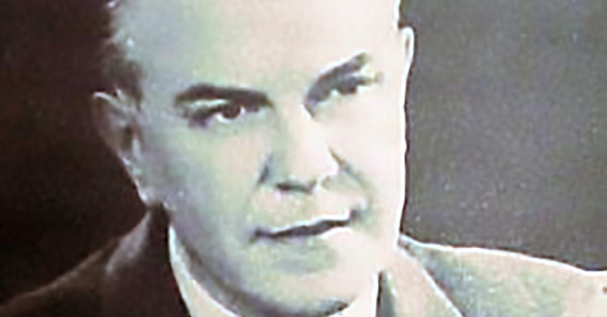 Manuel Meaños, letrista de tango.
