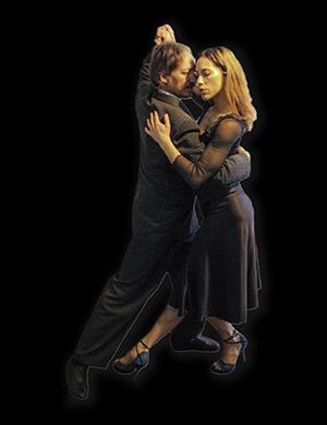 Marcelo Solis Argentine Tango private lessons