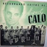 Miguel Caló, bandoneonista, director y compositor de nuestro tango.