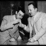 """""""La piba de los jazmines"""" por Ricardo Malerba y su Orquesta Típica, canta Orlando Medina; 1943."""
