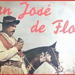 """""""San José de Flores"""", cubierta del disco vinilo del tango."""