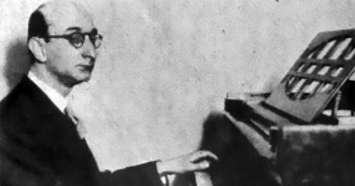 Sebastian Piana, pianista, director y compositor de nuestro Tango.