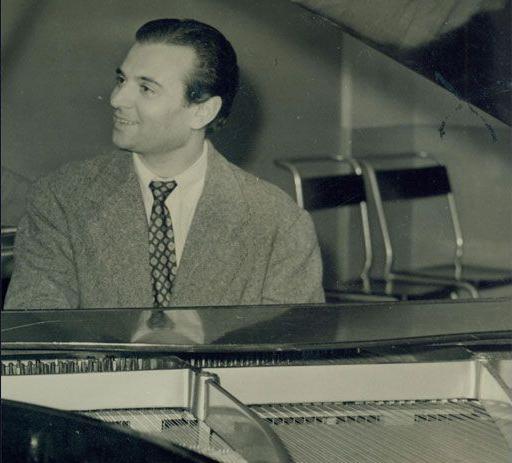 Alfredo Gobbi. Argentine music. Escuela de tango de Buenos Aires.