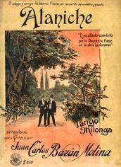"""Ataniche"". Argentine music at Escuela de Tango de Buenos Aires."