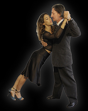 Marcelo Solis answers what is Argentine Tango.