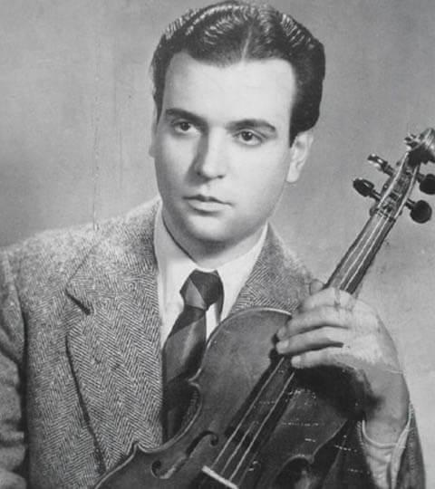 Alfredo Gobbi. Argentine music at Escuela de Tango de Buenos Aires.