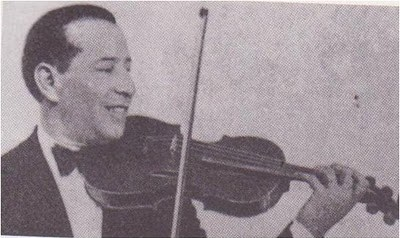 Ernesto Ponzio. Argentine music at Escuela de Tango de Buenos Aires.